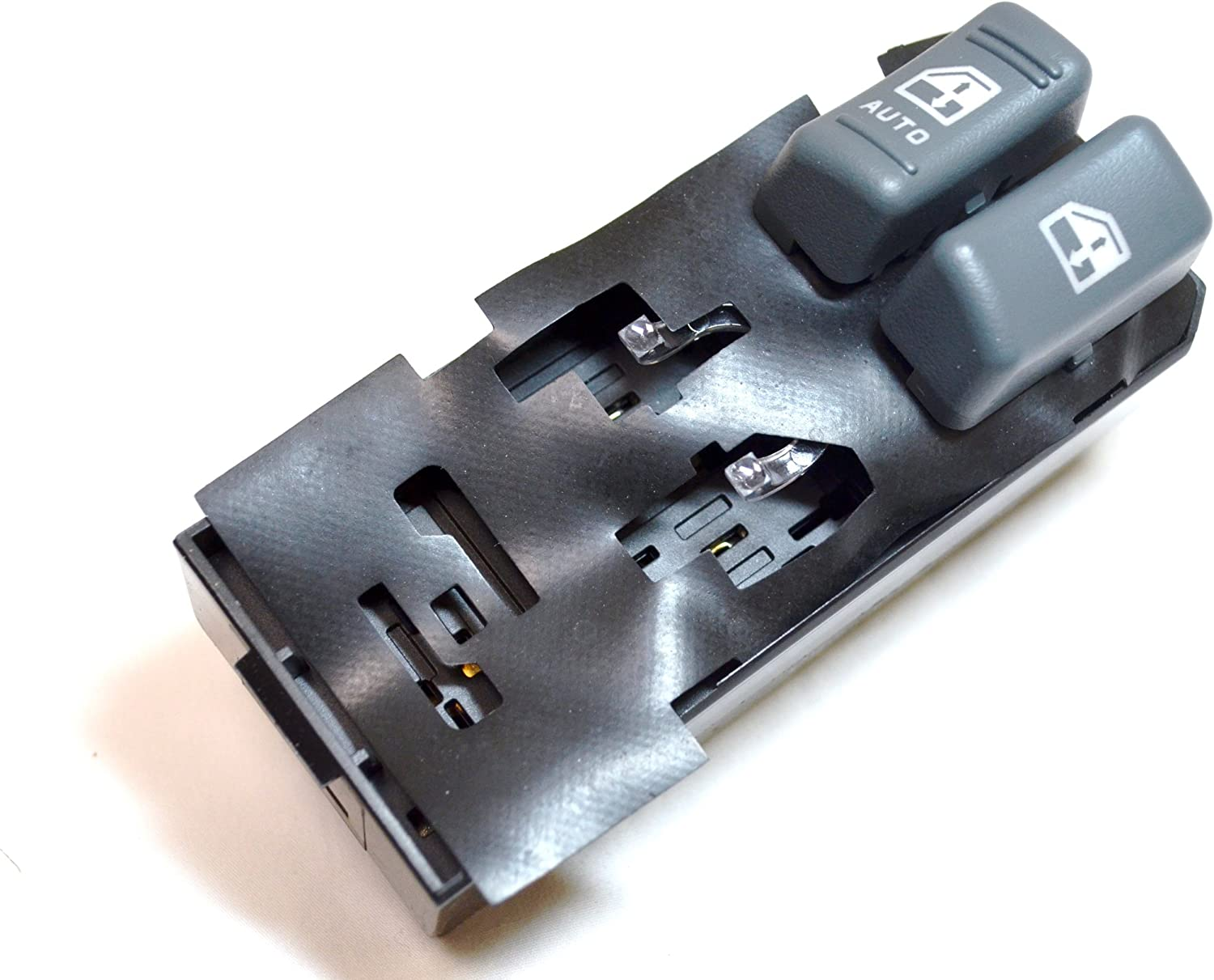 security PT Auto Warehouse PWS-026 - Master Window Driver S Power Switch Genuine