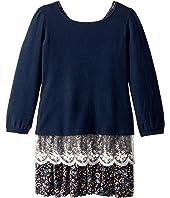 fiveloaves twofish - Soho Dress (Little Kids/Big Kids)