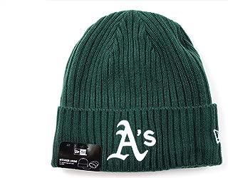 NEW ERA (ニューエラ) ニット帽 ニットキャップ MLB アメリカンリーグ