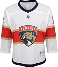Outerstuff NHL NHL Florida Panthers Toddler Replica Jersey-Away, White, Toddler One Size