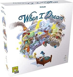 Asmodee- When I Dream, RPWID01FR, Jeux Famille