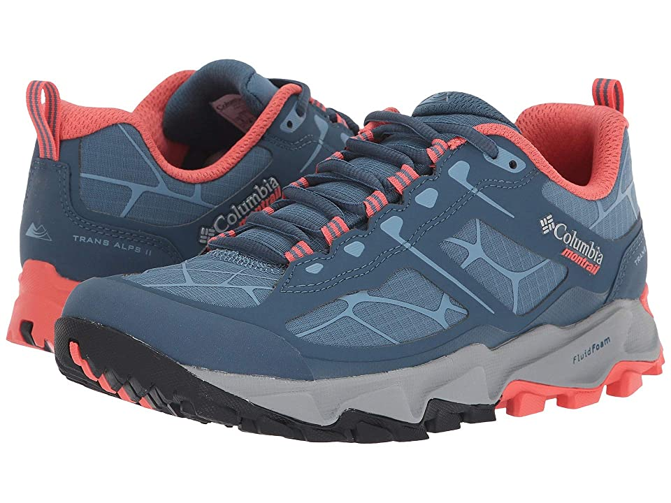 Columbia Trans Alps II (Steel/Melonade) Women