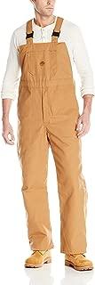 Red Kap Men's Insulated Blended Duck Bib Overall