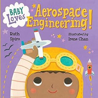 Baby Loves Aerospace Engineering!: 1