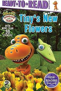 Tiny's New Flowers (Jim Henson's Dinosaur Train: Ready to Read, Ready-to-go!)