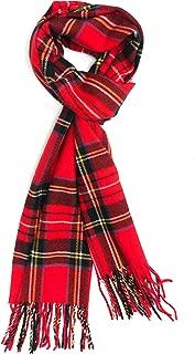 Cashmere Feel Scarf - Super Soft & Warm for Winter - Elegant Looks for Women & Men