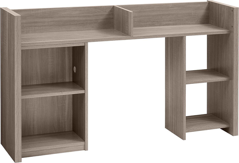 Gami Bettumbau Cosy für Bettstellen, Holz, Braun, 166 x 29 x 78 cm