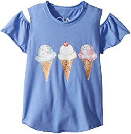 Extra Soft Ice Cream Tee (Toddler/Little Kids)