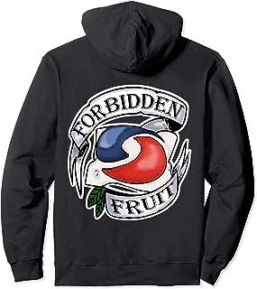 Forbidden Fruit Stupid Teen Challenge Tattoo Pod Hoodie
