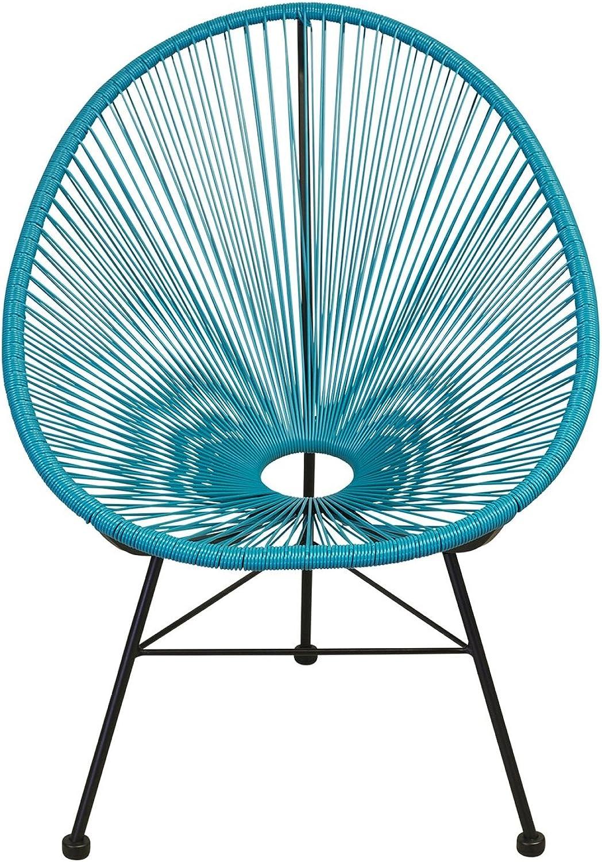 Take Me Home Furniture Acapulco Kids Chair in bluee