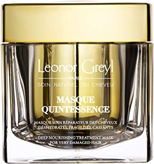 Leonor Greyl Paris Masque Quintessence - Deep Conditioning Mask for Dry, Damaged Hair