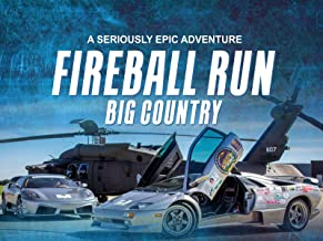 the fireball run