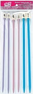 Silvalume 11191 Knitting Needles, Straight, 10-Inch