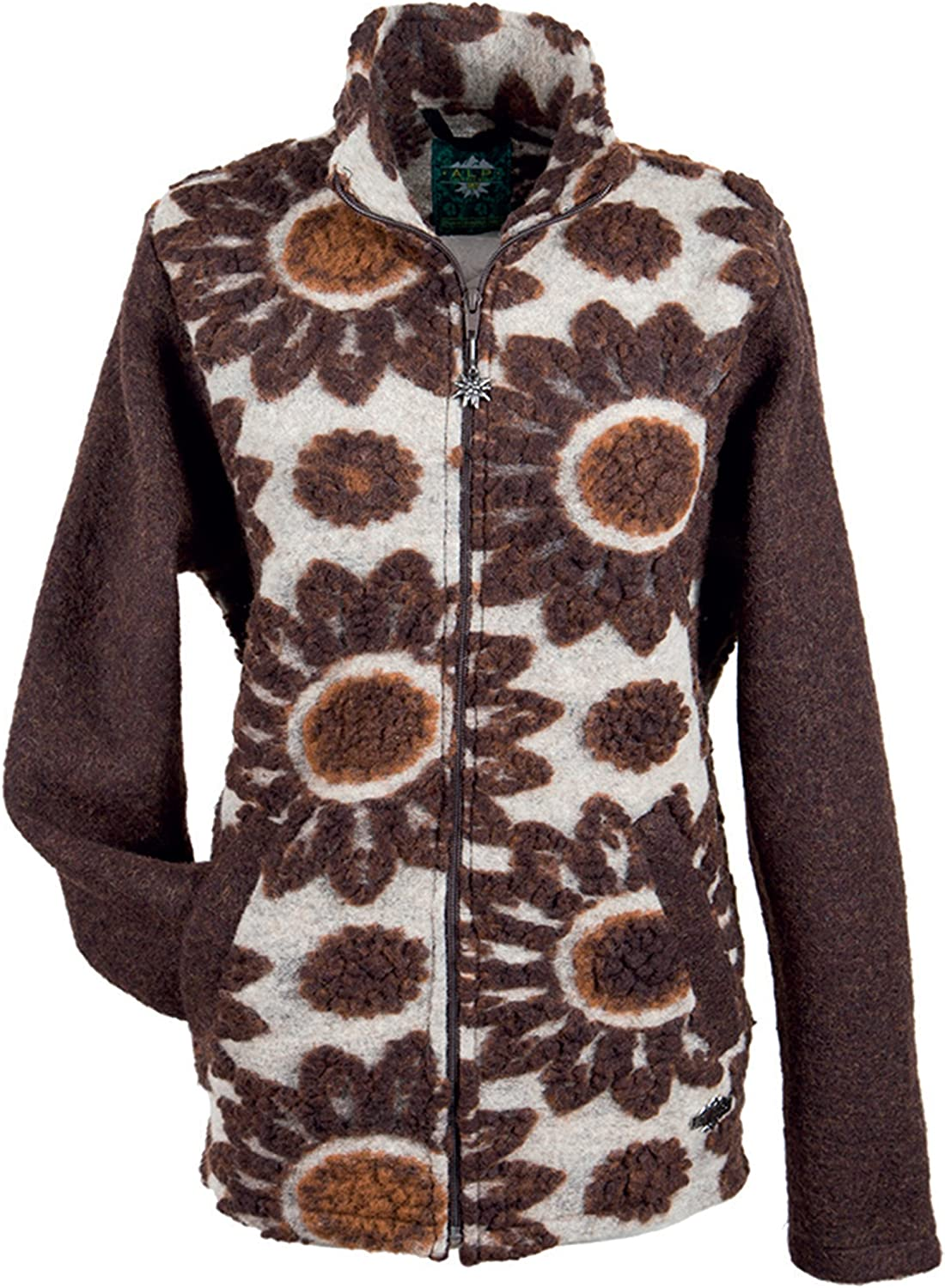 Alp by Brush Ladies WoolFantasy Jacket