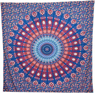 Best red and blue tapestry Reviews