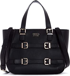 Guess Satchels Bags for Women, Black (VG730005)