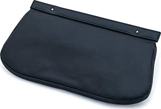 Kuryakyn 8742 Tour-Pak Trunk Luggage/Storage Rack Accessory: Padded Seat Back Filler Pad for 2014-19 Harley-Davidson Motorcycles, Black