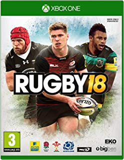 Rugby 18 (Xbox One) (UK IMPORT)