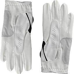 WeatherSof Regular Left Golf Gloves 2-Pack