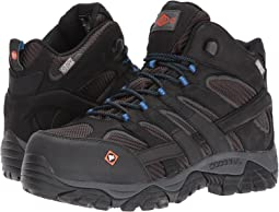 Merrell Work - Moab 2 Vent Mid Waterproof CT