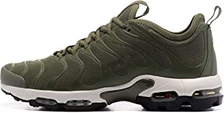 Air Gx Max Plus Tn Men's Sneakers Fitness Running Shoes Women's Sport Trainers Shoes (41 EU/8 US Men, Green)