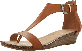 Kenneth Cole REACTION Women's Gal T-Strap Wedge Sandal