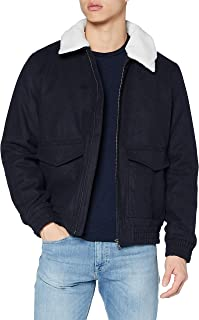 Celio Men's Suborgwool Jacket