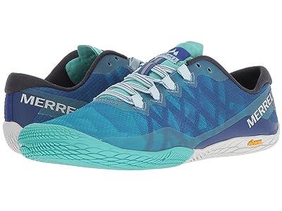 Merrell Vapor Glove 3 (Blue Sport) Women