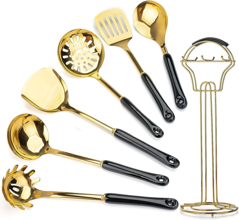 Stainless Steel Kitchen Utensil Set pcs Utensils List price 7 shop Cooking