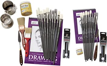 Anne Blair Brown AB002 Combined Kit for Studio and Plein Air