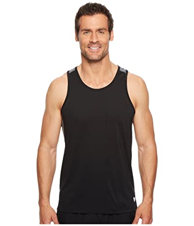 ASICS Run Singlet (Performance Black) Men