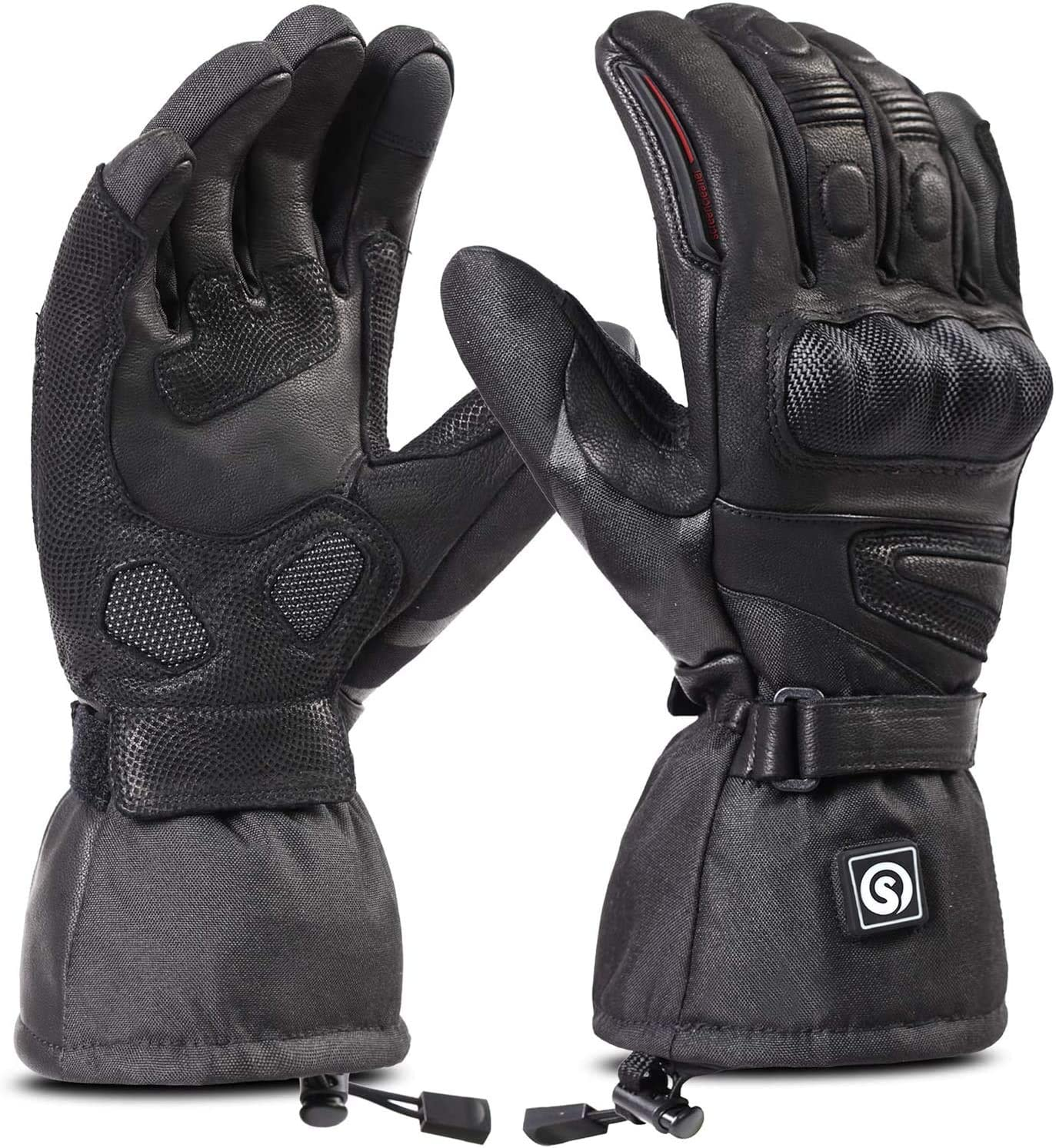 Guantes Calefactables Day Wolf