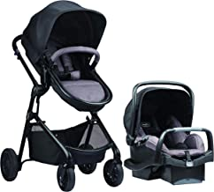 3 In 1 Stroller With Bassinet