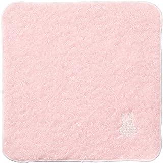 今治タオル タオル ハンカチ クールミッフィー もこもこ ミニ ピンク 20×20 MF0205