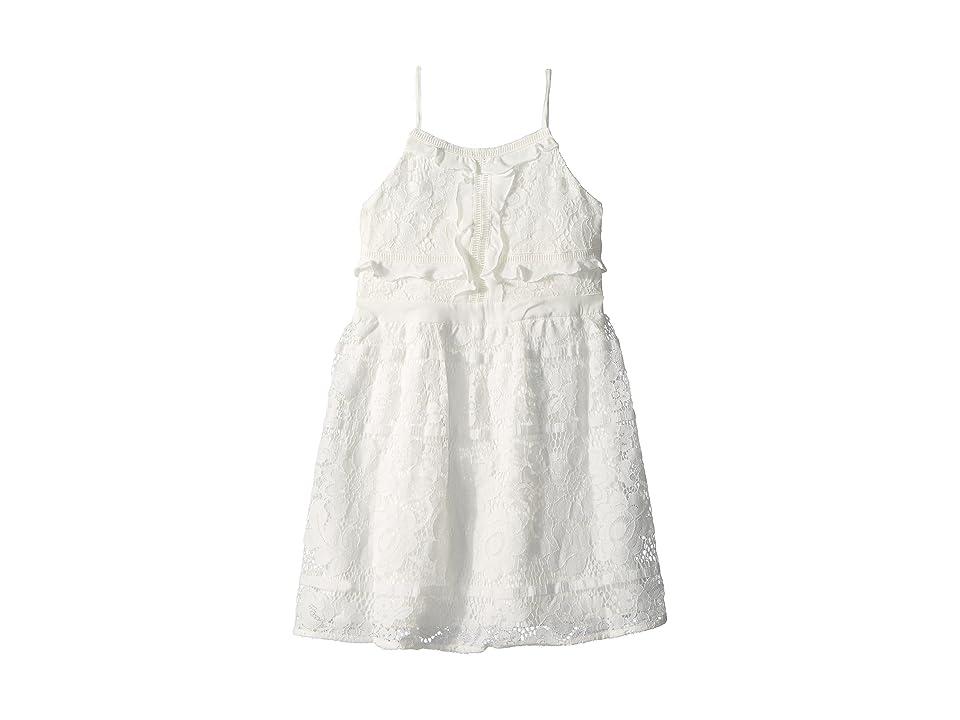 Bardot Junior Vienna Dress (Big Kids) (Ivory) Girl