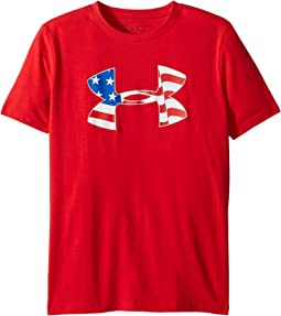 Americana Pride Short Sleeve Tee (Big Kids)