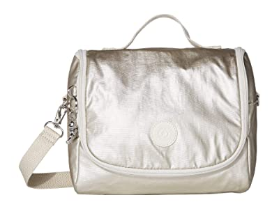 Kipling Kichirou Insulated Lunch Bag (Cloud Metal) Handbags