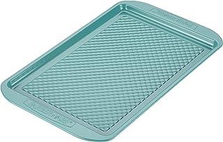 Farberware Ceramic Nonstick Bakeware, Nonstick Cookie Sheet / Baking Sheet - 10 Inch x 15 Inch, Aqua Blue