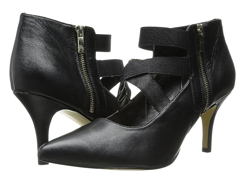 Bella-Vita Diza (Black/Black Gore) High Heels