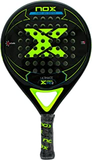 NOX Pala pádel Ultimate Carbon Pro 2 Yellow