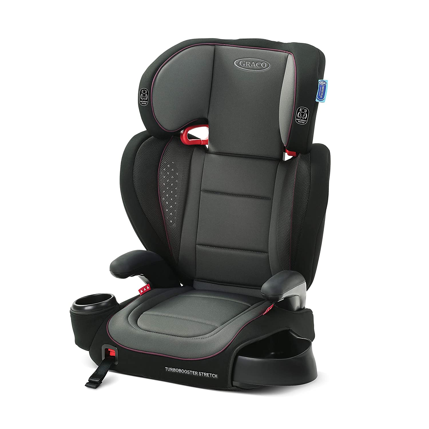 Graco TurboBooster Stretch Booster Seat, Ainsley
