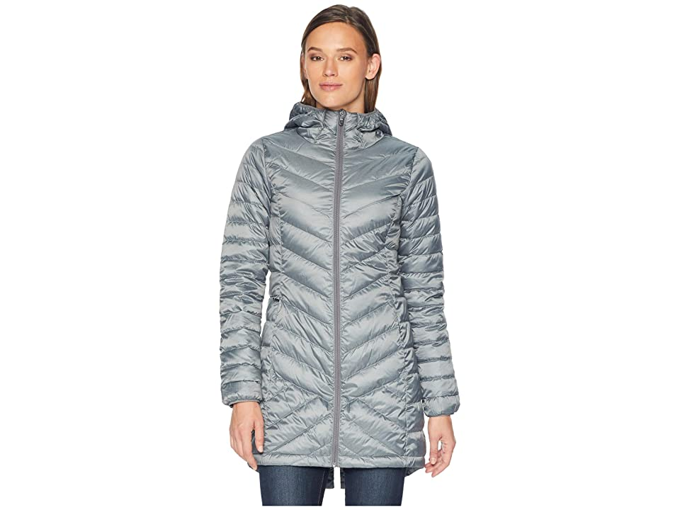 Lole Claudia Jacket (Medium Grey Heather) Women