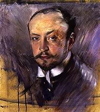 Giovanni Boldini Self-Portrait 1892 Galleria dArte Moderna di Palazzo Pitti 30
