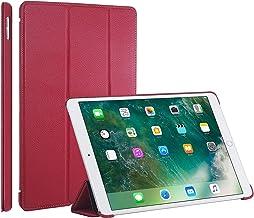 StilGut porte-Pencil en cuir compatible avec iPad Pro 9,7 /& iPad Pro 10.5 avec languette poche pour ladaptateur de la connexion des produits Apple cognac vintage