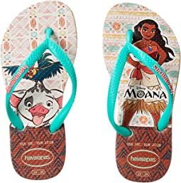 Havaianas Kids - Moana Flip Flops (Toddler/Little Kid/Big Kid)