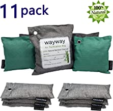 Best activated charcoal bamboo bags Reviews