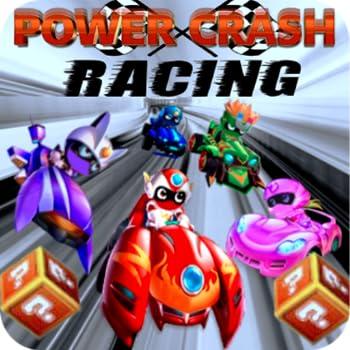 Power Crash Racing   Bandicoot Rangers Team Nitro