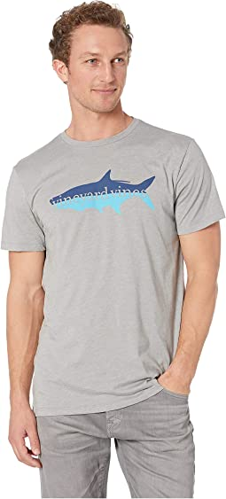 Short Sleeve High-Low Tarpon Island Tee