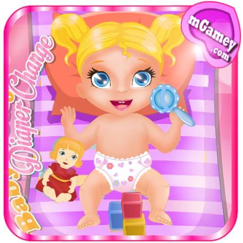 Baby Windel Änderung Polly