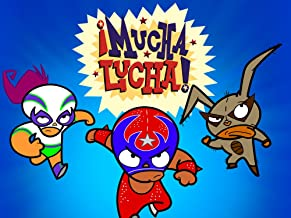 ¡Mucha Lucha!: The Complete First Season